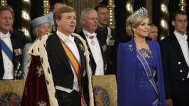 willem alexander coronation