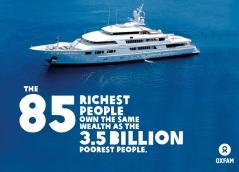 oxfam - 85 richest