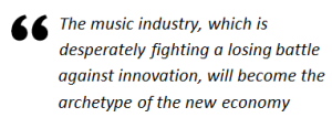 music industry quote